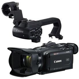 《新品》【送料無料、在庫あり!Canon正規特約店です】Canon XA40+HDU-1 業務用デジタルビデオカメラ