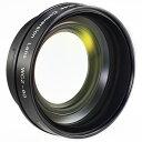 《新品》【送料無料、在庫あり!】Zunow WCZ-90 Φ62mm 0.83倍 4Kワイドコンバージョンレンズ