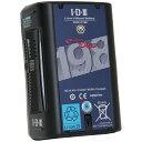 《新品》【送料無料、在庫あり!】IDX DUO-C198 Vマウントタイプ リチウムイオンバッテリー