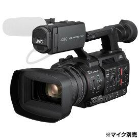 《新品》【送料無料、在庫あり!JVC正規特約店です】JVC GY-HC500 4Kメモリーカードカメラレコーダー