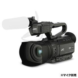 《新品》【送料無料、在庫あり!JVC正規特約店です】JVC GY-HM175 4Kメモリーカードカメラレコーダー