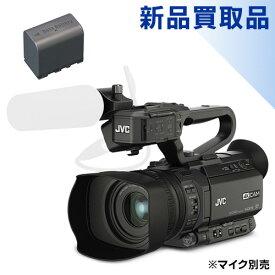 《新品買取品》【送料無料、在庫あり!JVC業務用正規取扱販社です】JVC GY-HM175 4Kメモリーカードカメラレコーダー 新品買取品〔購入特典:JVC BN-VF823 追加バッテリー〕