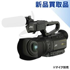 《新品買取品》【送料無料、在庫あり!JVC業務用正規取扱販社です】JVC GY-HM250BB 4Kメモリーカードカメラレコーダー 新品買取品