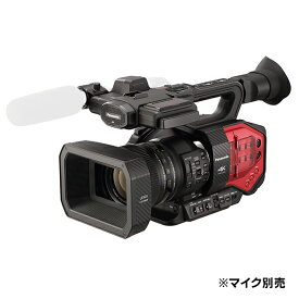 《新品》【送料無料、在庫あり!Panasonic業務用正規取扱販社です】Panasonic AG-DVX200 メモリーカード・カメラレコーダー