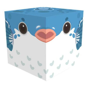 Cube Box 小(ソーダキャンディ5個入) フグ 10個セット CB516