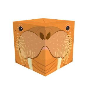 Cube Box 小(ソーダキャンディ5個入) セイウチ 10個セット CB551