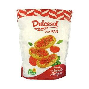 Dulcesol(ドゥルセソル) トマト クリスプブレッド 160g×10袋送料込!【代引・同梱・ラッピング不可】