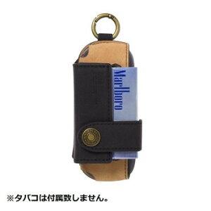 Style Natural アイコス3専用ケース iQ3-SMEVS03 ブラック【代引・同梱・ラッピング不可】