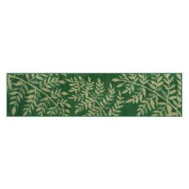 SENKO(センコー) ルクール キッチンマット 約45×180cm グリーン 354944
