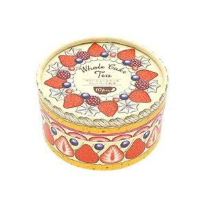 ホールケーキティー ベリーショートケーキ 2g×10包入 6セット送料込!【代引・同梱・ラッピング不可】  【離島は送料別】