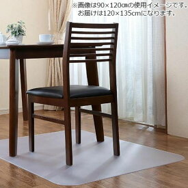 Achilles アキレス 透明チェアマット 120×135cm 38 【RCP】 送料込!【代引・同梱・ラッピング不可】