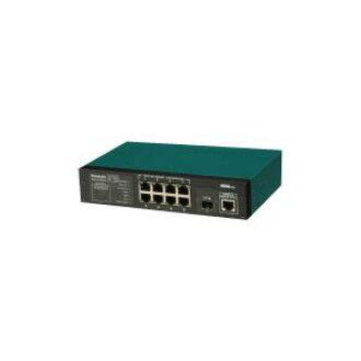 松下 ES 網路 8 埠 L2 交換式集線器 (千兆) 開關 M8eG PN28080K !