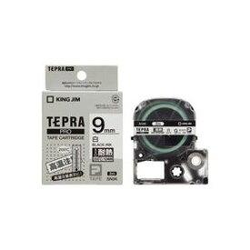 (業務用3セット)キングジム テプラ PROテープ/ラベルライター用テープ 【耐熱ラベル/幅:9mm】 長さ2m SN9K 送料込!