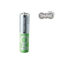 (まとめ)TANOSEE アルカリ乾電池プレミアム 単4 20本入×10箱 送料込!
