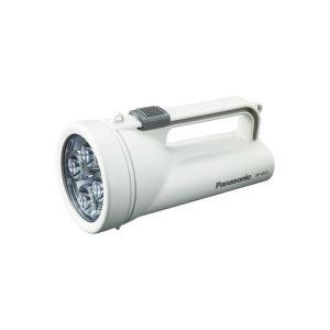 (業務用6セット)Panasonic パナソニック LED強力ライト BF-BS01P-W ホワイト ×6セット 送料無料!