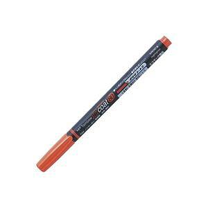 (業務用30セット) トンボ鉛筆 蛍光マーカー/蛍コート80 【赤】 WA-SC94