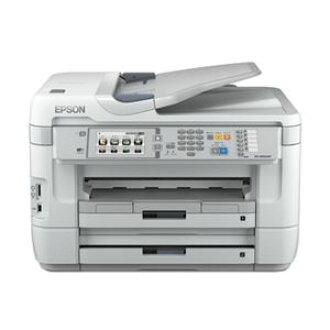 愛普生 (EPSON) A3 Novi 顏色商務噴墨多功能 / 兩級卡帶 /4.3 式觸摸面板 PX M 5041 F 免費送貨 !