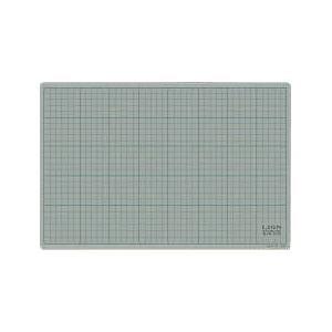 カッティングマット CM-4512 再生PVC 450×300×3mm 灰/黒 送料込!