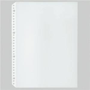 (まとめ) TANOSEE クリヤーブック(クリアブック)ポケット A4タテ 2・4・30穴 再生PP 1パック(10枚) 【×30セット】 送料込!