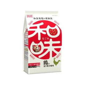 (まとめ)アース・バイオケミカル 和味 鶏の照り焼き風味 480g (猫用・フード)【ペット用品】【×12 セット】 送料込!
