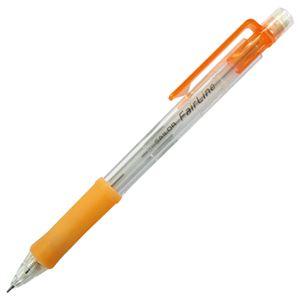 (まとめ) セーラー万年筆 再生工場 フェアライン シャープ SHARPペンシル 0.5mm (軸色 オレンジ) 21-3083-573 1本 【×80セット】 送料込!