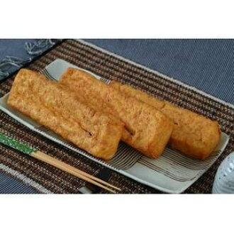 新瀉縣長岡市 tochio 專業炒積極珍寶油炸豆腐 (進口的大豆使用) 5 包