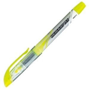 (業務用50セット) ジョインテックス 蛍光マーカー直液式 黄10本 H026J-YL-10 送料込!