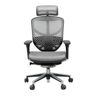 It includes the high type white postage with the office chair armrest!