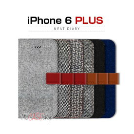 araree iPhone6 Plus Neat Diary スクウェアドット