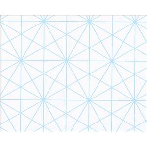 (まとめ)アーテック ソリッドドローボード/ボード紙 【B3/方眼入り】 364mm×514mm×1.5mm 30°線影法、等角投影法 【×15セット】 送料無料!