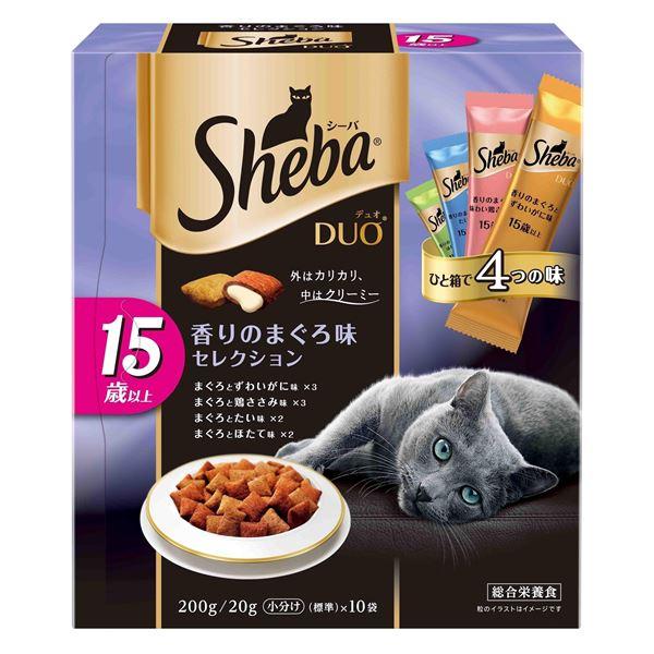 (まとめ) SDU41シーバD 15歳まぐろS 200g 【猫用フード】【ペット用品】 【×12セット】 送料込!