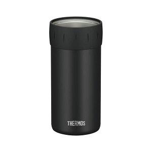 【THERMOS サーモス】 保冷 缶ホルダー 【500ml缶用 ブラック】 真空断熱ステンレス魔法びん構造