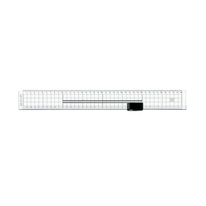 (まとめ)ライオン事務器セクションカッター&スケール SE-400 1個【×2セット】 送料込!