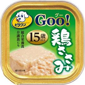 (まとめ)ビタワン グー 鶏ささみ 15歳以上 90g【×96セット】【ペット用品・犬用フード】 送料込!