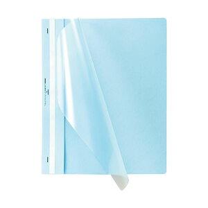 (まとめ)TANOSEE プレゼンテーションファイル(スタンダード) A4タテ 50枚収容 ブルー 5冊入×20パック【×3セット】 送料込!