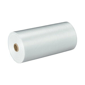 (まとめ)TANOSEE ロールタイプ規格袋 半透明 13号 ヨコ260×タテ380×厚み0.005mm 1本(3000枚) 【×3セット】 送料込!