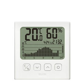 タニタ グラフ付きデジタル温湿度計 TT-581 送料込!