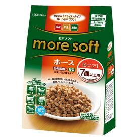 (まとめ)アドメイト more soft ホース シニア 500g(100g×5袋)【×12セット】【ペット用品・犬用フード】 送料込!