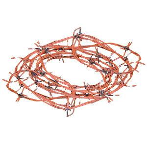 (まとめ)SUNSTAR Barbed Wire-Rusted(さびた有刺鉄線)【×3点セット】【代引不可】 送料込!