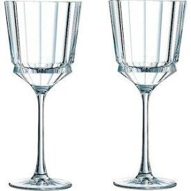 クリスタルダルク マッカーサー ペアワイングラス L6589A