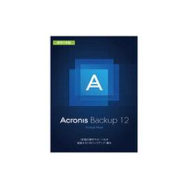 Acronis Backup 12 Virtual Host License incl. AAS BOX[Windows](V2PYBSJPS91)