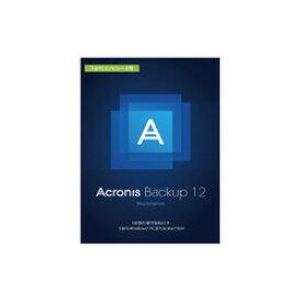 Acronis Backup 12 Workstation License - 5 Computers - incl. AAS BOX[Windows/Mac](PCWYB3JPS91)
