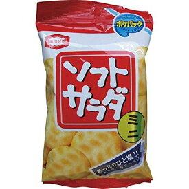 亀田製菓 ソフトサラダポケパック   Pソフト