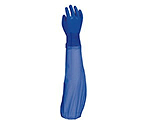 耐油手袋スーパーロングタイプ MNC3-7236-013-7236-01