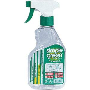 ムラテックKDS シンプルグリーン SGN-350KN うすめボトル 350ml