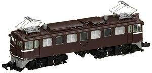 ED61チャイロ 【Nゲージ】 9169 国鉄 ED61形電気機関車(茶色)