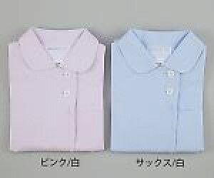 ナースジャケット (ピンク/白) LLNCNI0546188-2219-04