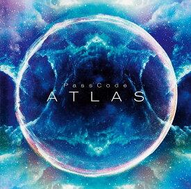 ATLAS(通常盤) PassCode 【メール便発送・同梱不可】