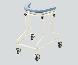 らくらくあるくん(R)(ネスティング歩行器)用 酸素ボンベ架8-6500-12  送料込み!