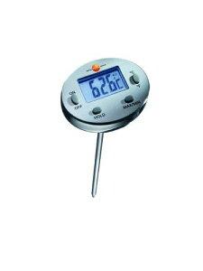 testo 防水型中心温度計(防水ミニ温度計)